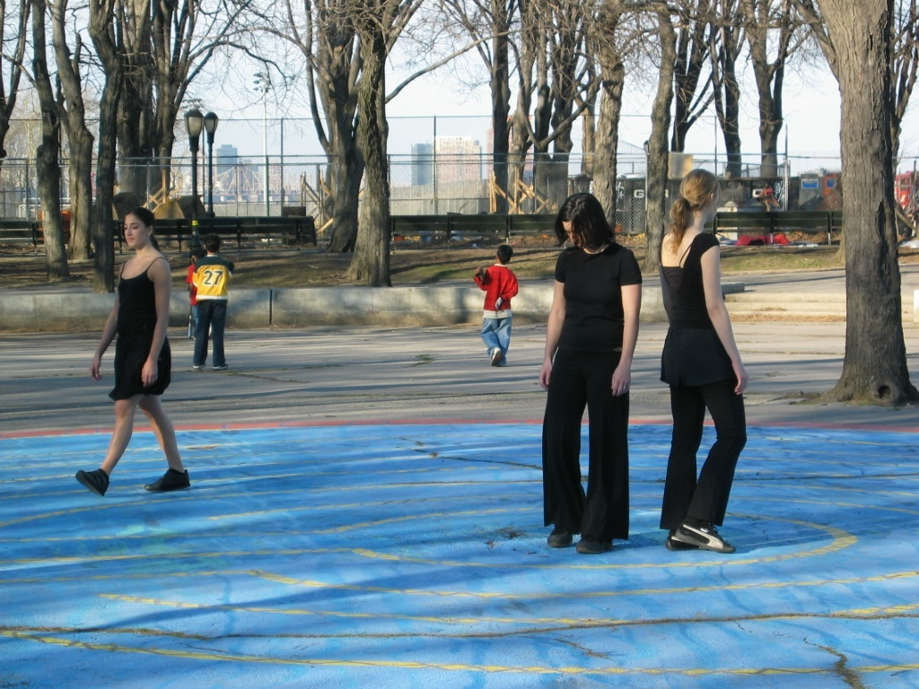 Dancers choreographed and video taped by Nora Stephens.