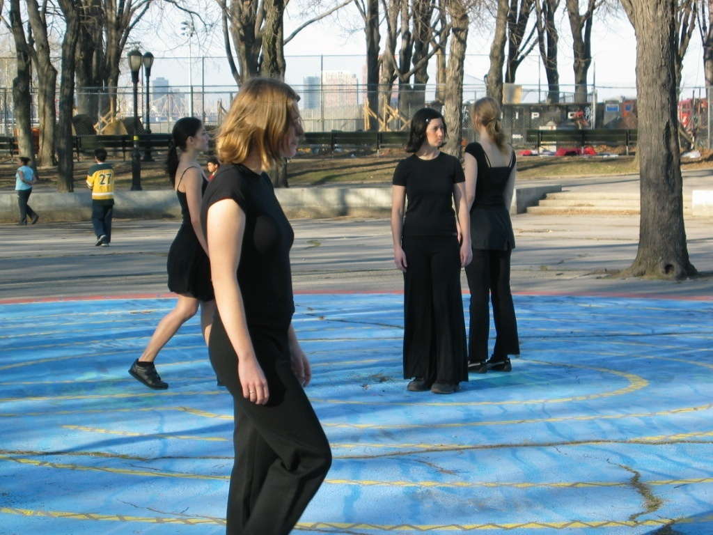Dancers, choeographed and video taped by Nora Stephens