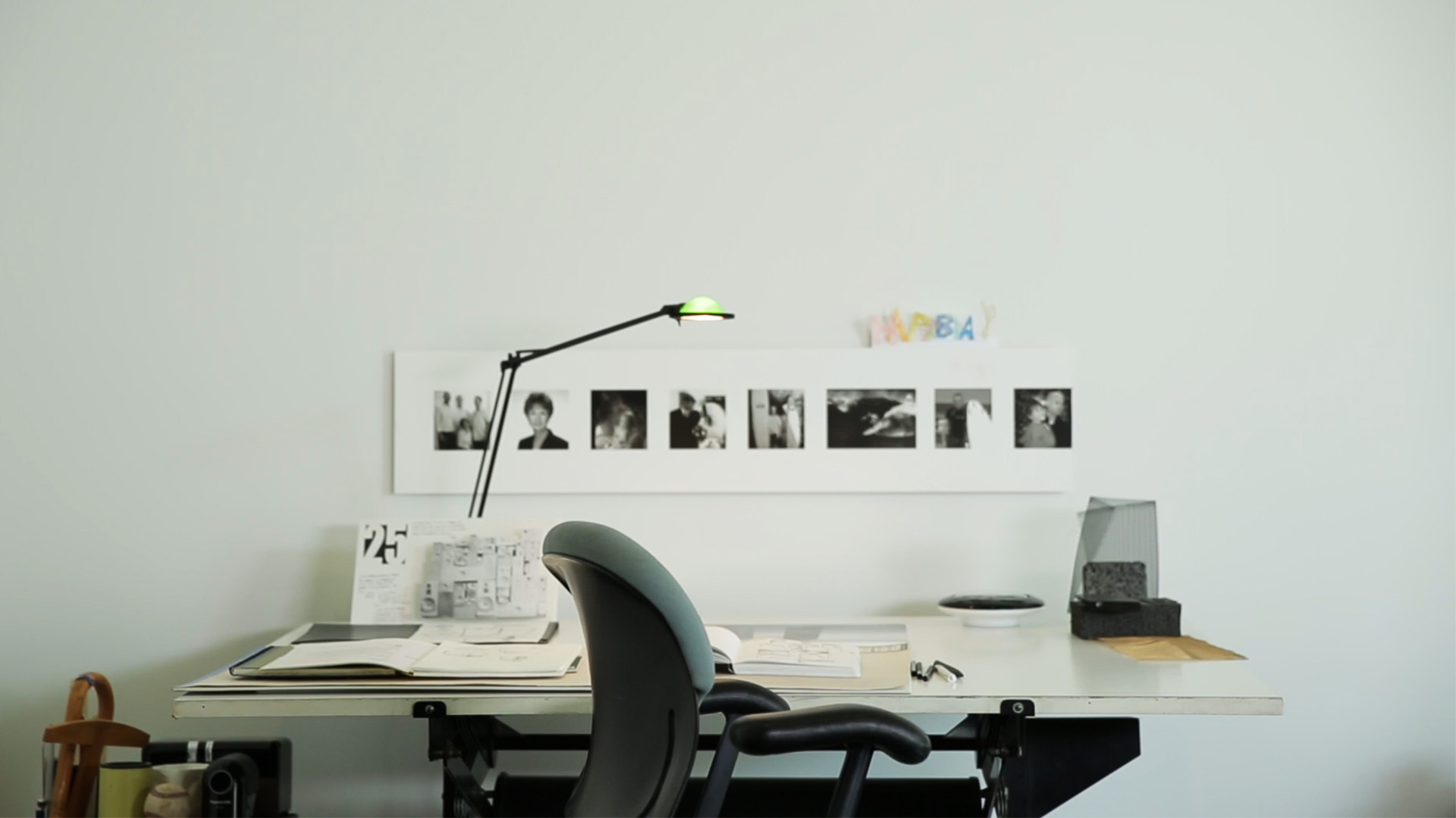 Daniel Ashcraft's Design Desk