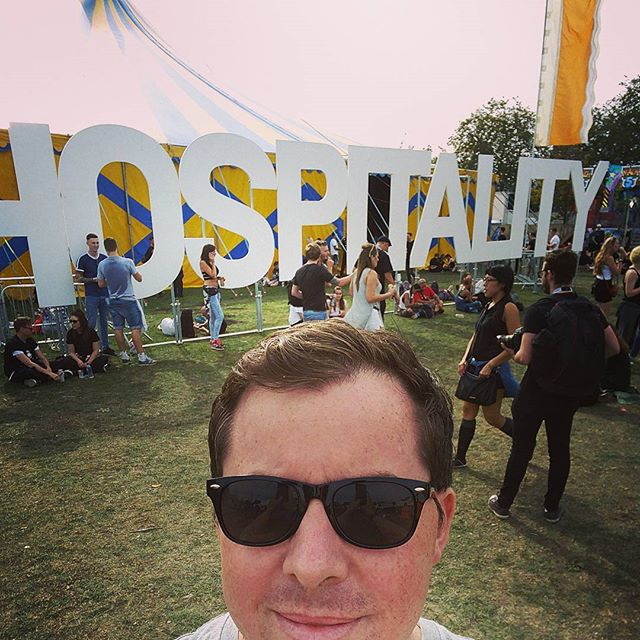Live from Hospitality in the Park 2016 #hitp2016