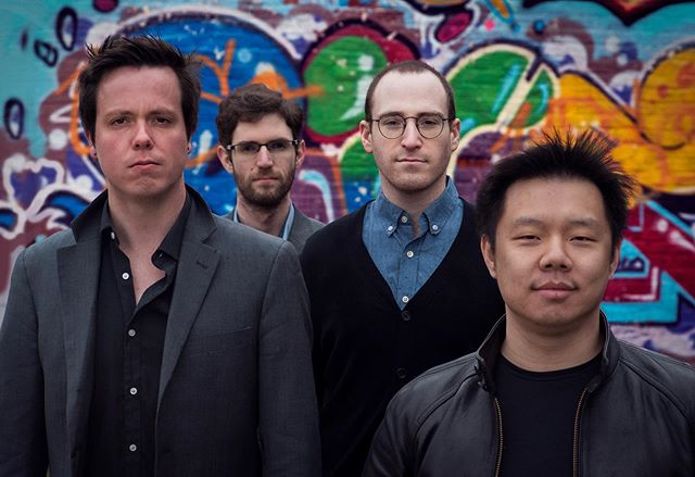 @icarusquartet has been incredibly supportive of the Enter Branch Kickstarter! These guys selected a few of the media rewards, and we were able to create some awesome photos and videos as a result. If you or your ensemble is looking for video or photos, don't miss the opportunity to get some great products while also supporting this music!
