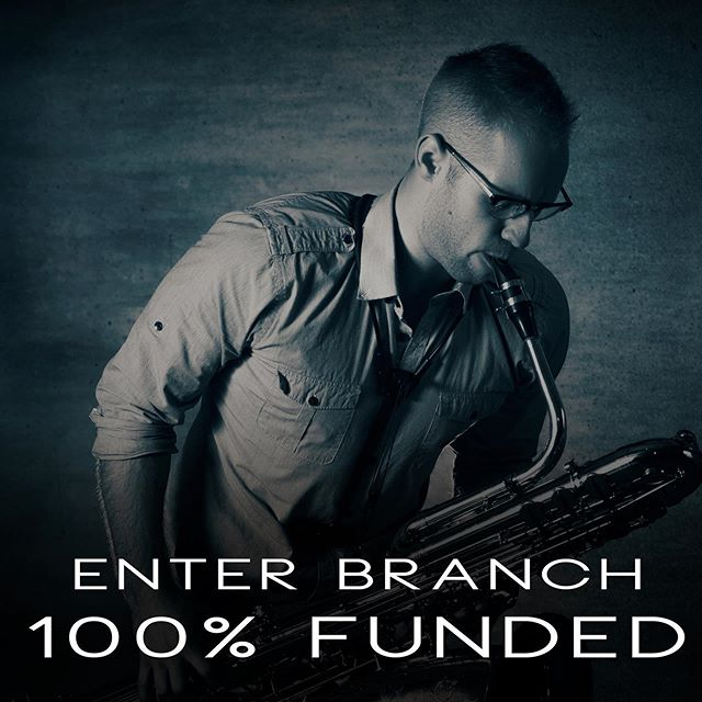 """I slept on it, and I still don't have enough words. The Enter Branch campaign reached full funding last night around 10:30pm. Thank you, everyone, for supporting this project. Enter Branch will happen.  I've said it throughout the campaign: Enter Branch is about growth, vulnerability, and community. Even before the music got out, I think we all felt it. We made it happen together. I can't thank you enough for your support.  So, now what? A few things: #1. There is still a day and a half left, and there is a stretch goal in place, which you can read about in the description. The plan is to use additional funds for a """"remix commissioning"""" project. Like I've said in the campaign video, mixing is its own art. I'd like to commission different mix artists to use the stems of these tracks and find their own voice in this music. But, that's not the only option. #2. Throughout the campaign, people have brought up a vinyl release. Should we go that route? I don't know why I hadn't considered that, but I'm happy to listen. You can still support Enter Branch at the link in my bio.  And #3....most importantly...I'm excited to get to work. There is mixing to be done, things to start lining up, storyboards that need to be fleshed out. Even though the pieces are written and recorded, this is just the beginning. It's been a long journey to get here, and there is a long road ahead. But, Enter Branch will become reality, all because of your support. We did it. You did it. Thank you all.  All the love and respect, Nick"""