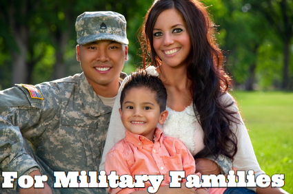 For Military Families