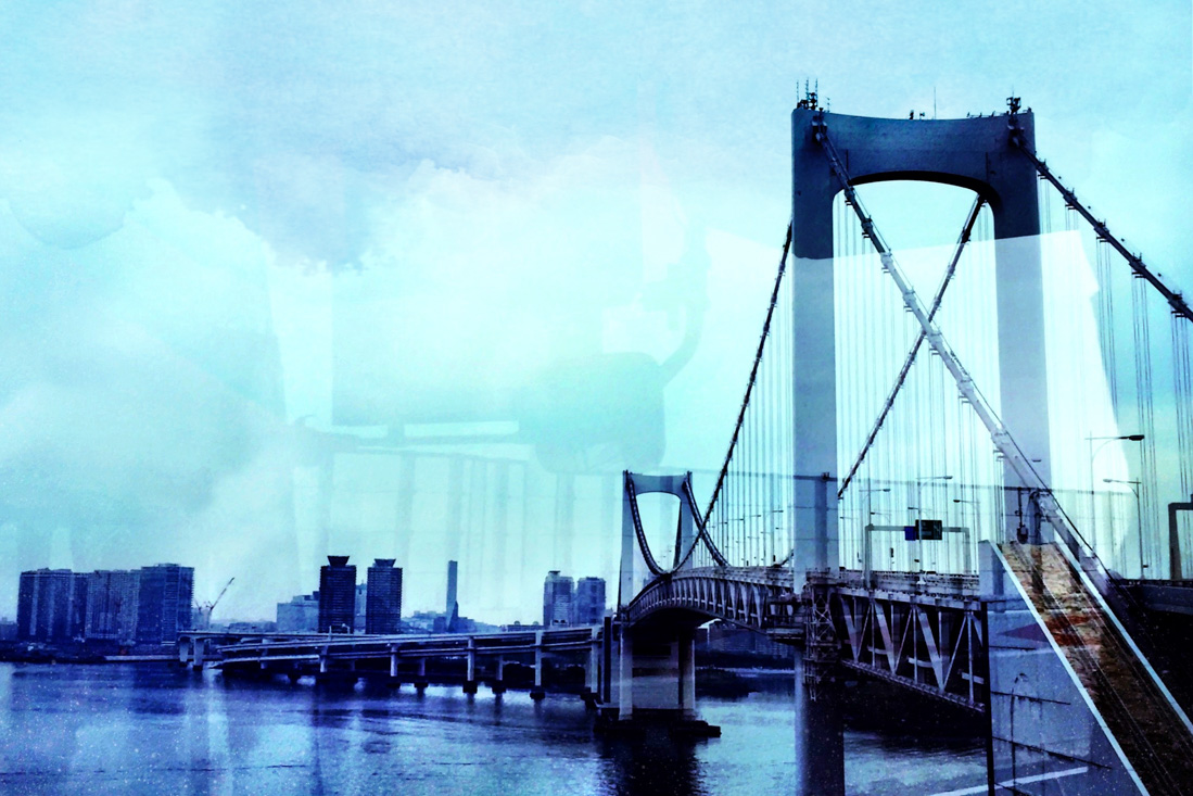 Bridge - Tokyo, Japan
