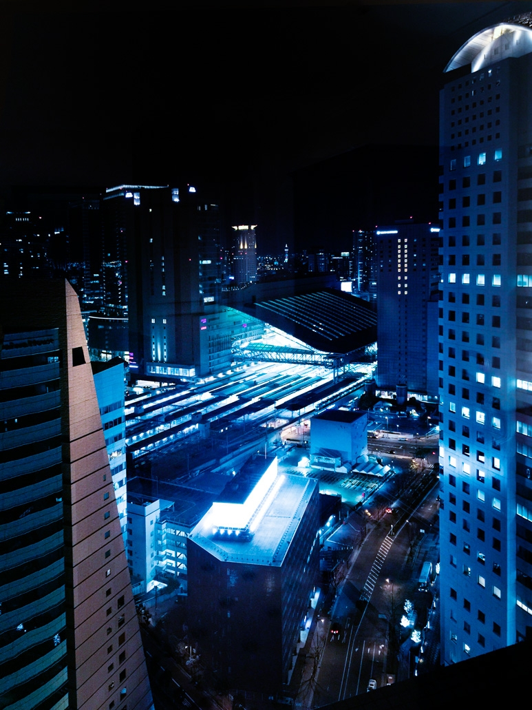 Nightscape - Osaka, Japan
