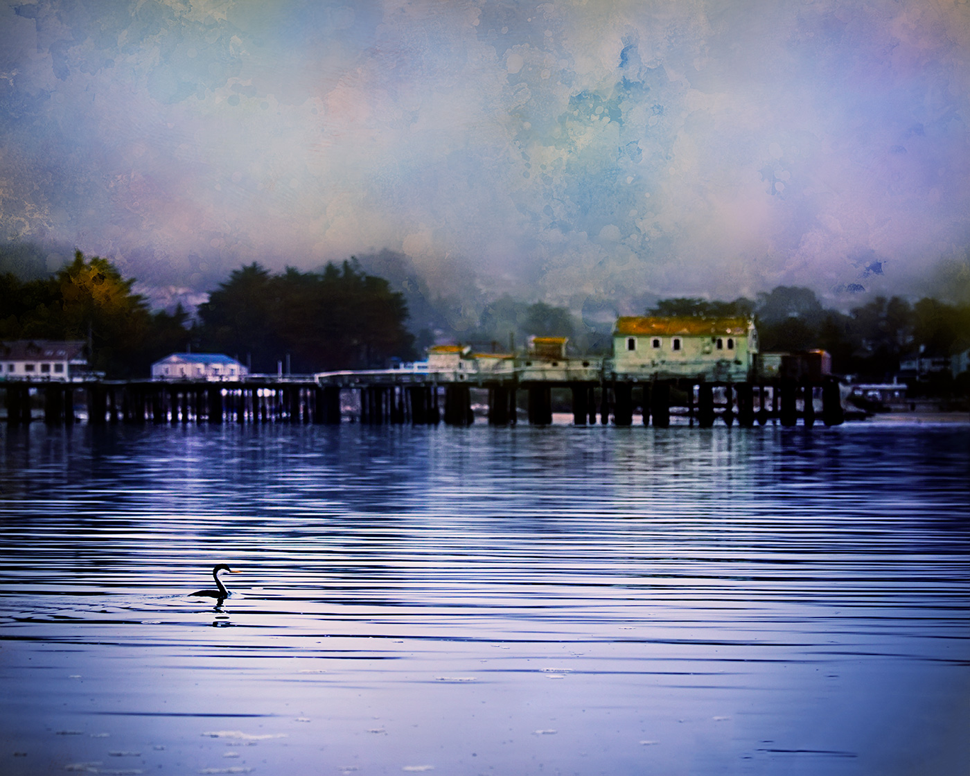 Remembering Old Romeo Pier - Half Moon Bay