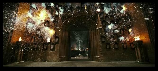 Exploding Degrees at Hogwarts