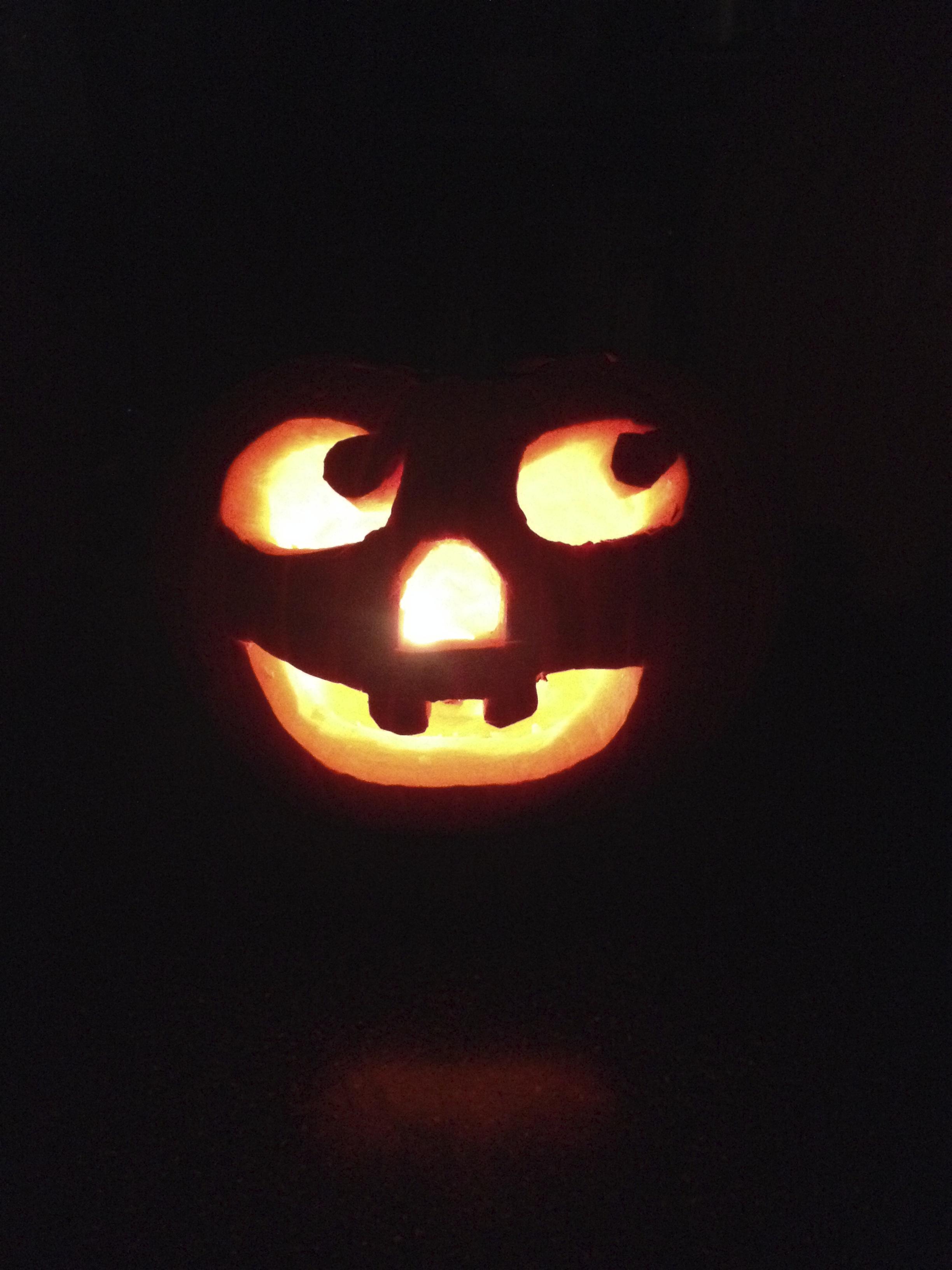 Mighty Joe's Pumpkin