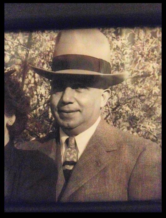 Photo taken in the 1960's