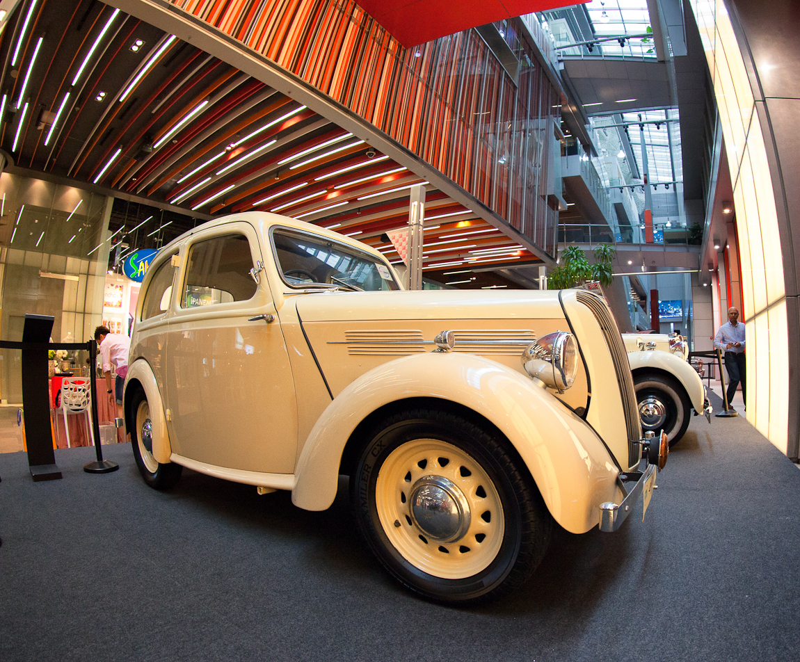 Vintage Cars at Orchard Central