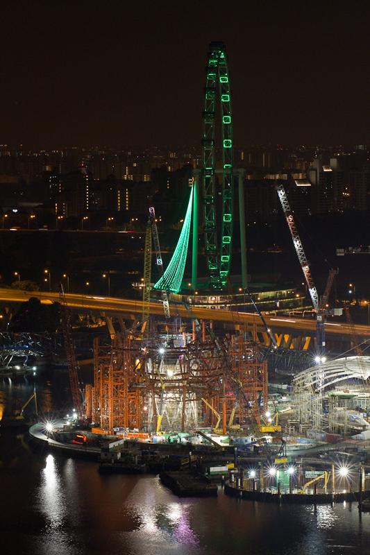 Casino Construction Lights