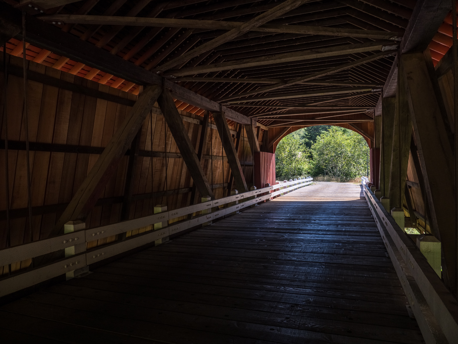 Fisher School Bridge