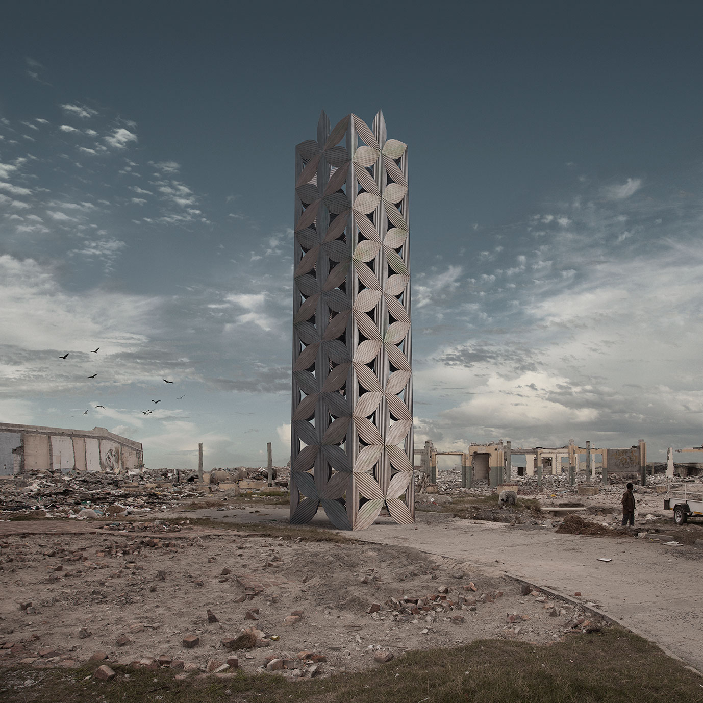 Diepsloot Dignity Tower