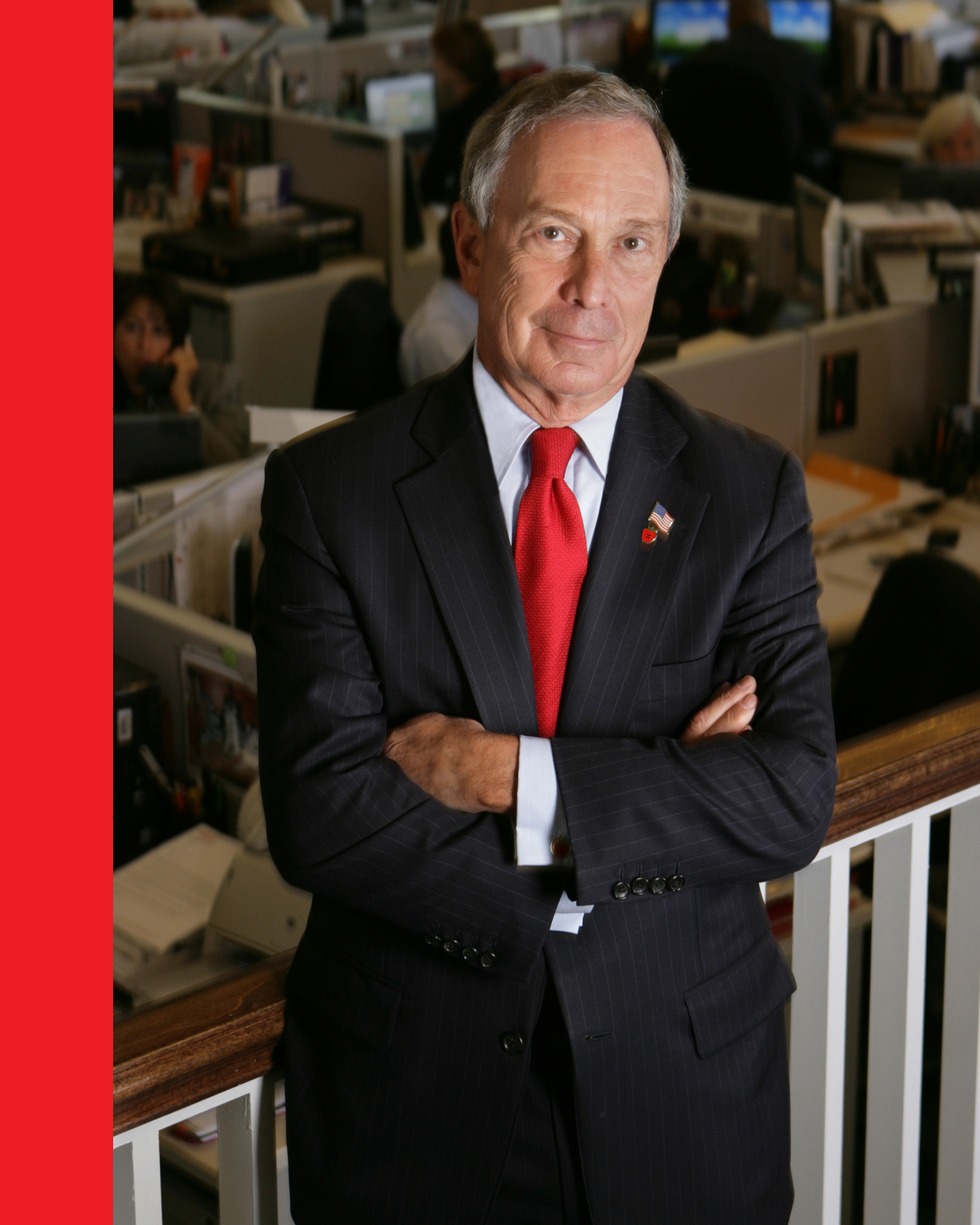 Mayor Michael Bloomberg  (official photo)