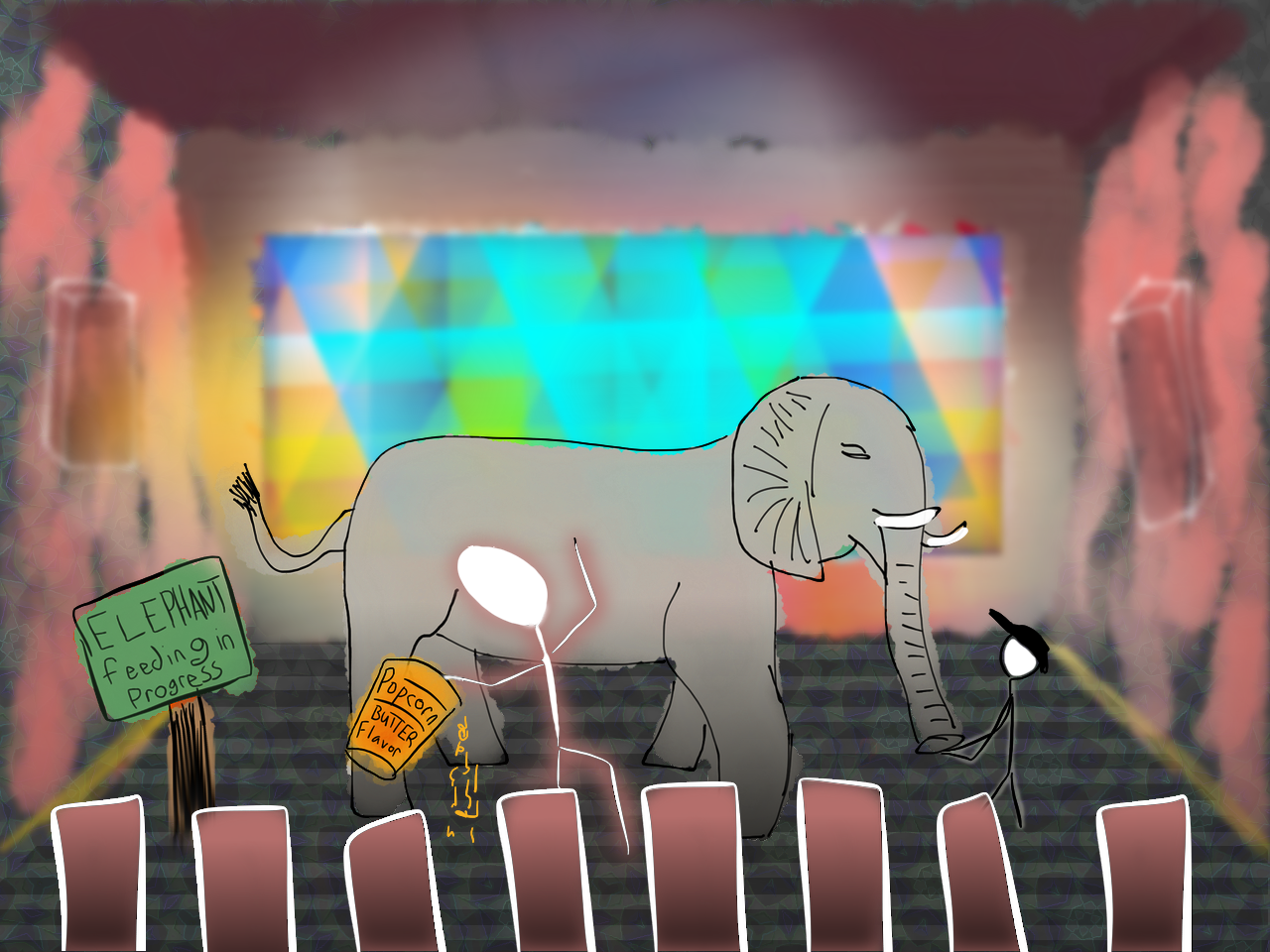 Elephant Feeding PNG v2.png