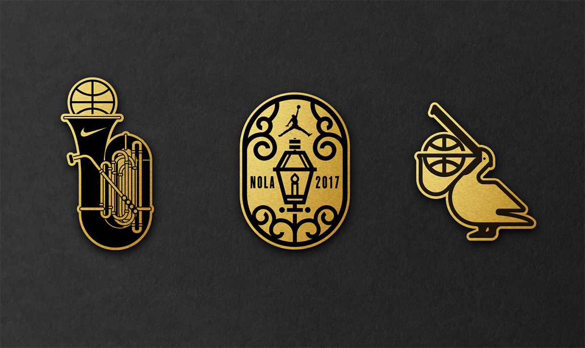 nike limited edition pins