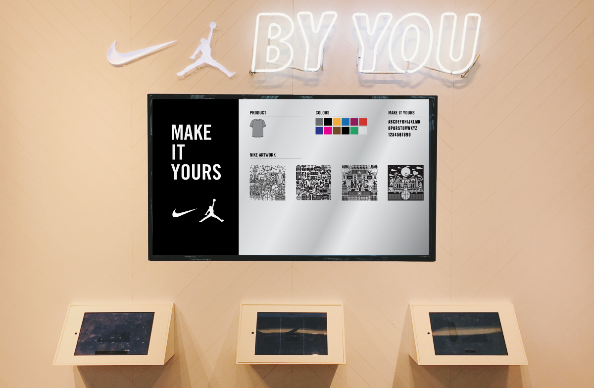 nike by you