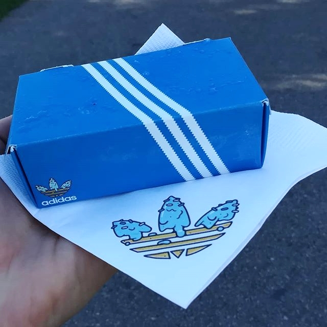 adidas originals ice cream