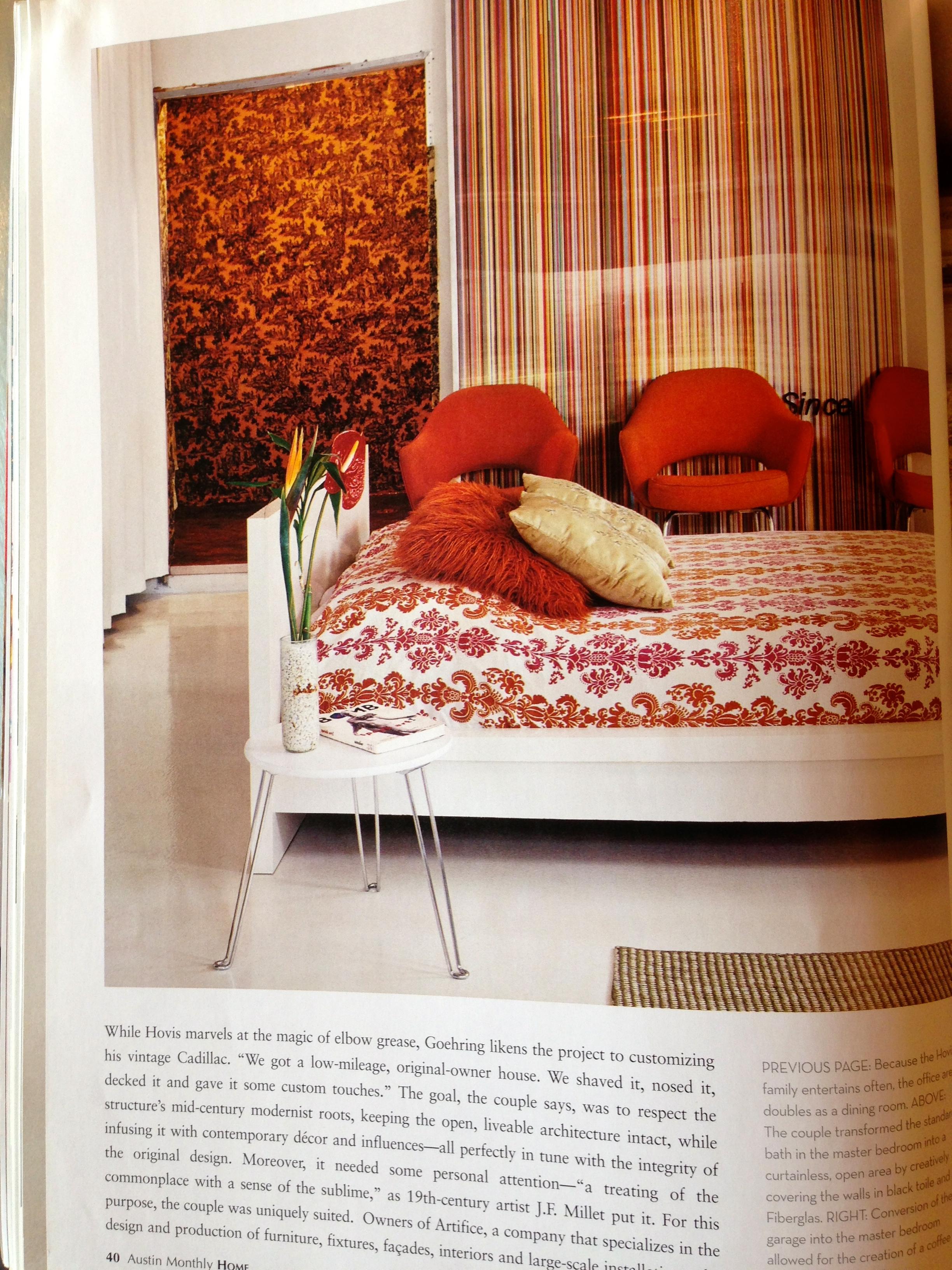 Hovis bedroom