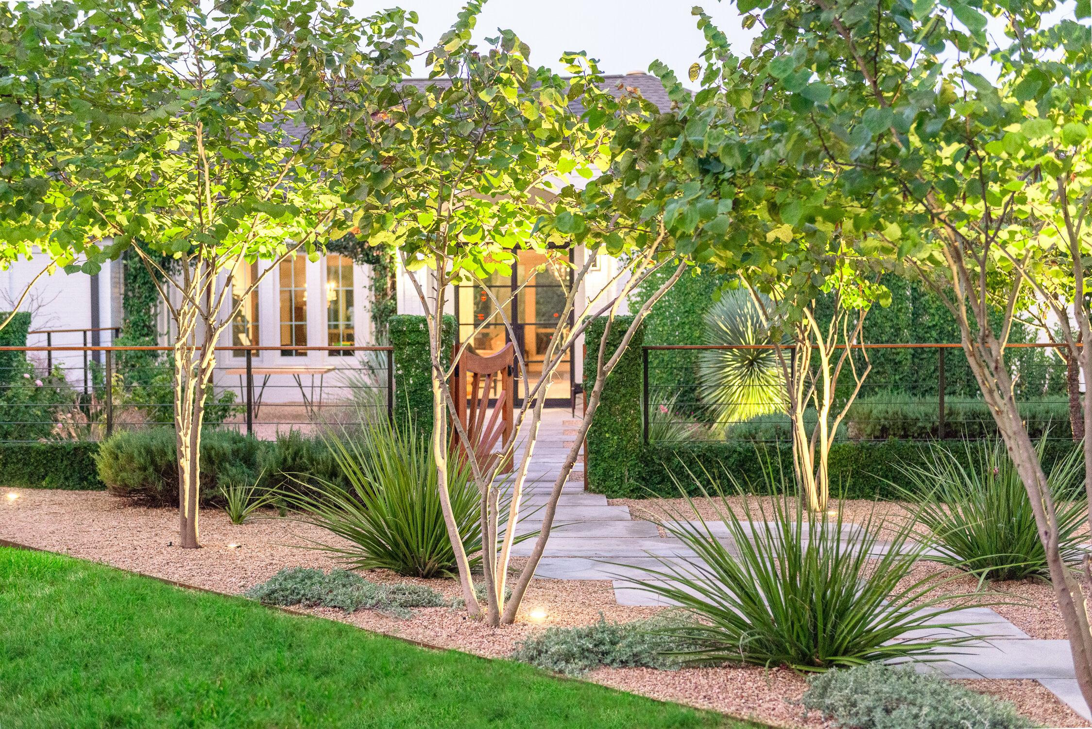 Eden Garden Design Austin Landscape