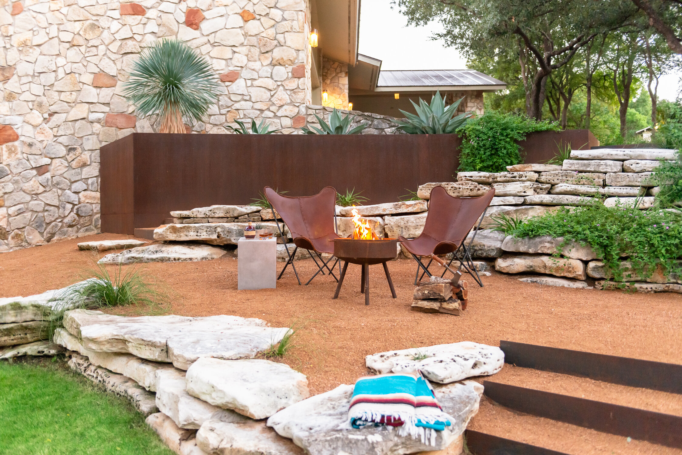 Eden Garden Design Austin Landscape Design Build