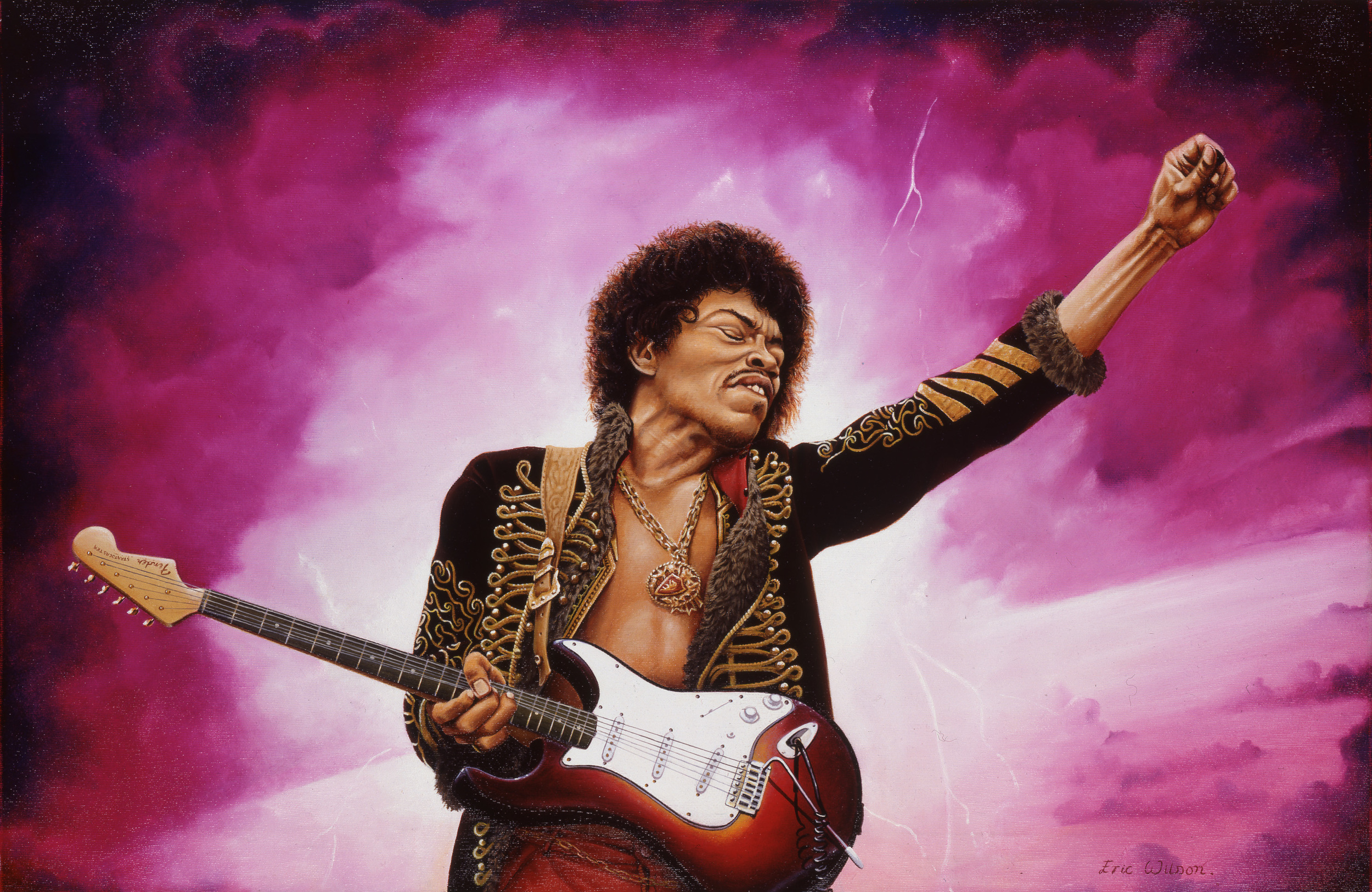 James Marshall Hendrix
