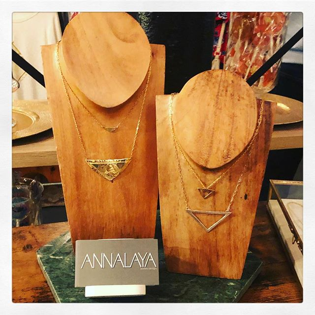 A new home for us! . . . #ANNALAYA #DenverBAZAAR #retailreimagined #denvercolorado #denverstyle #denverfashion #jewelrydesigner #creativityfound #madeindenver #creativeminds #thenativecreative #createeveryday