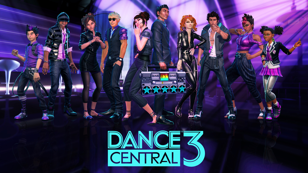 Dance Central Intelligence Final Characters