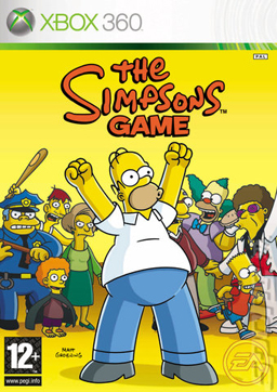 Senior Character Artist - The Simpsons Game