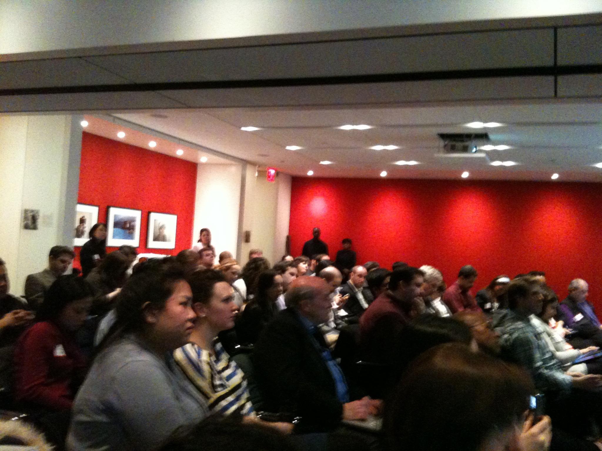 #ONAnyc Panel at NYTimes