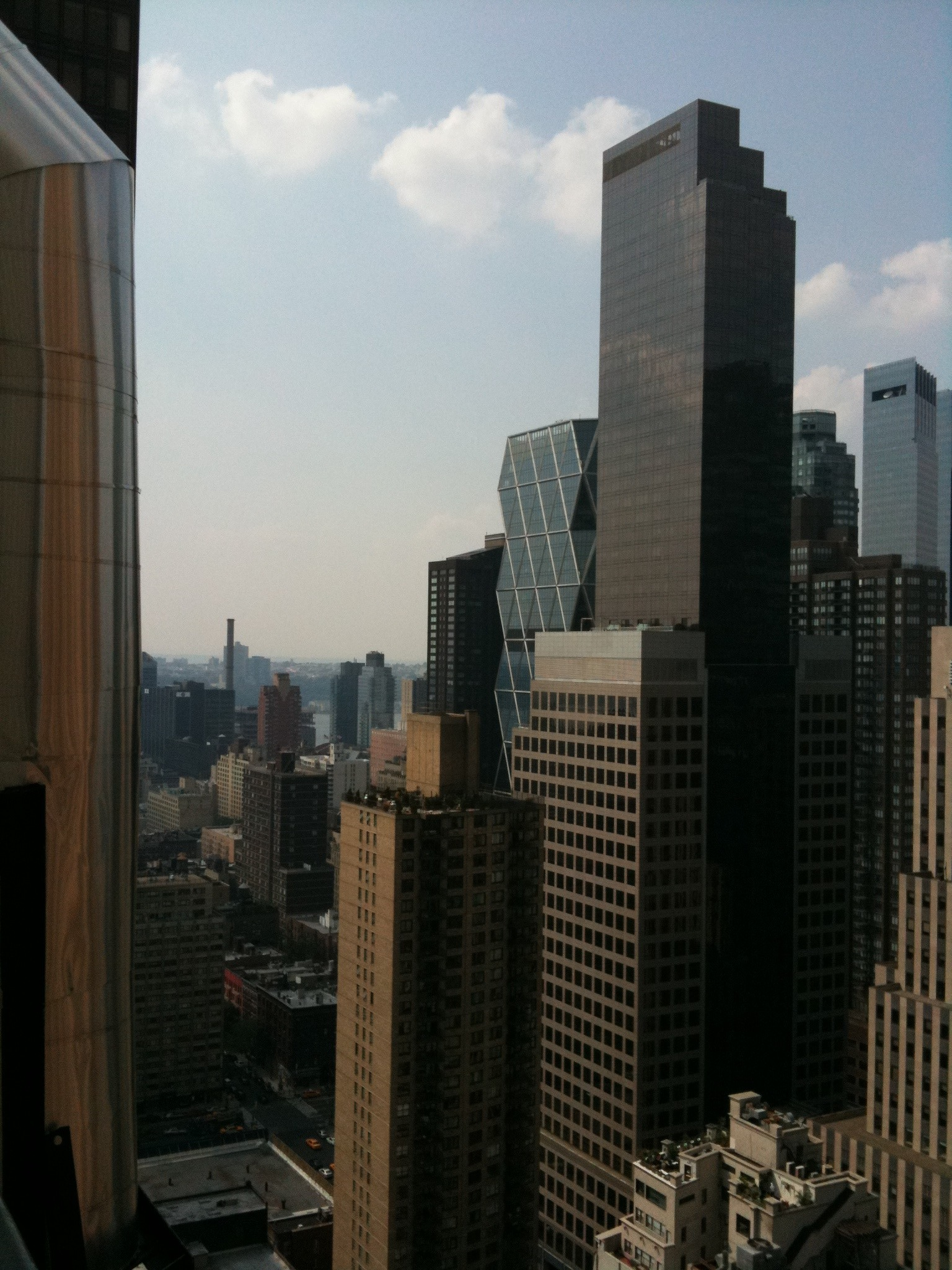 View From Our Roof, NYC