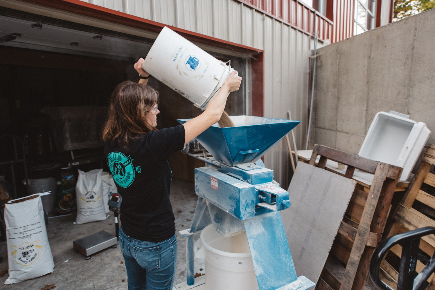 GBH in Residence — Foraging a Beer with Scratch Brewing Company