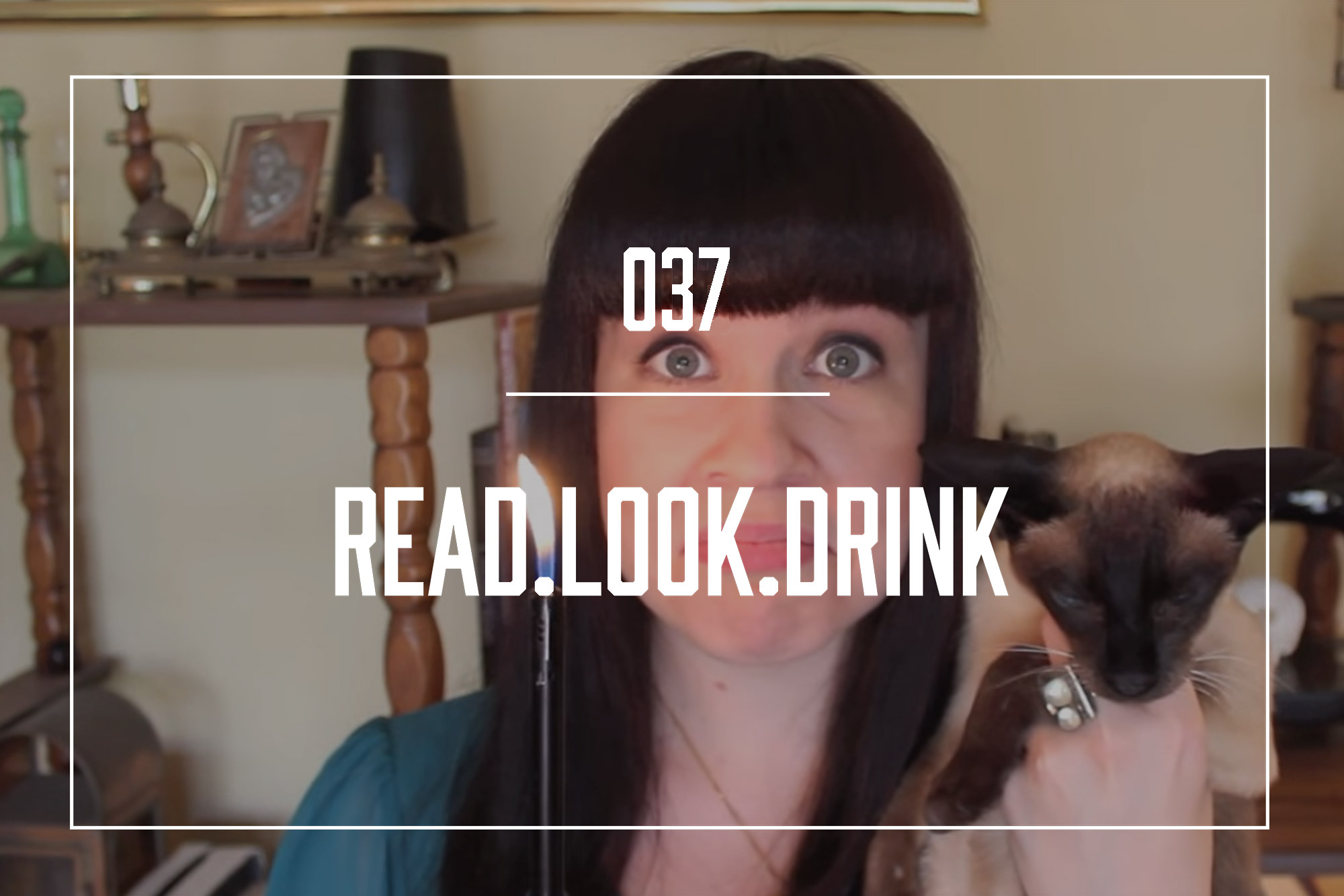 Still from Caitlin Doughty's  Ask a Mortician web series