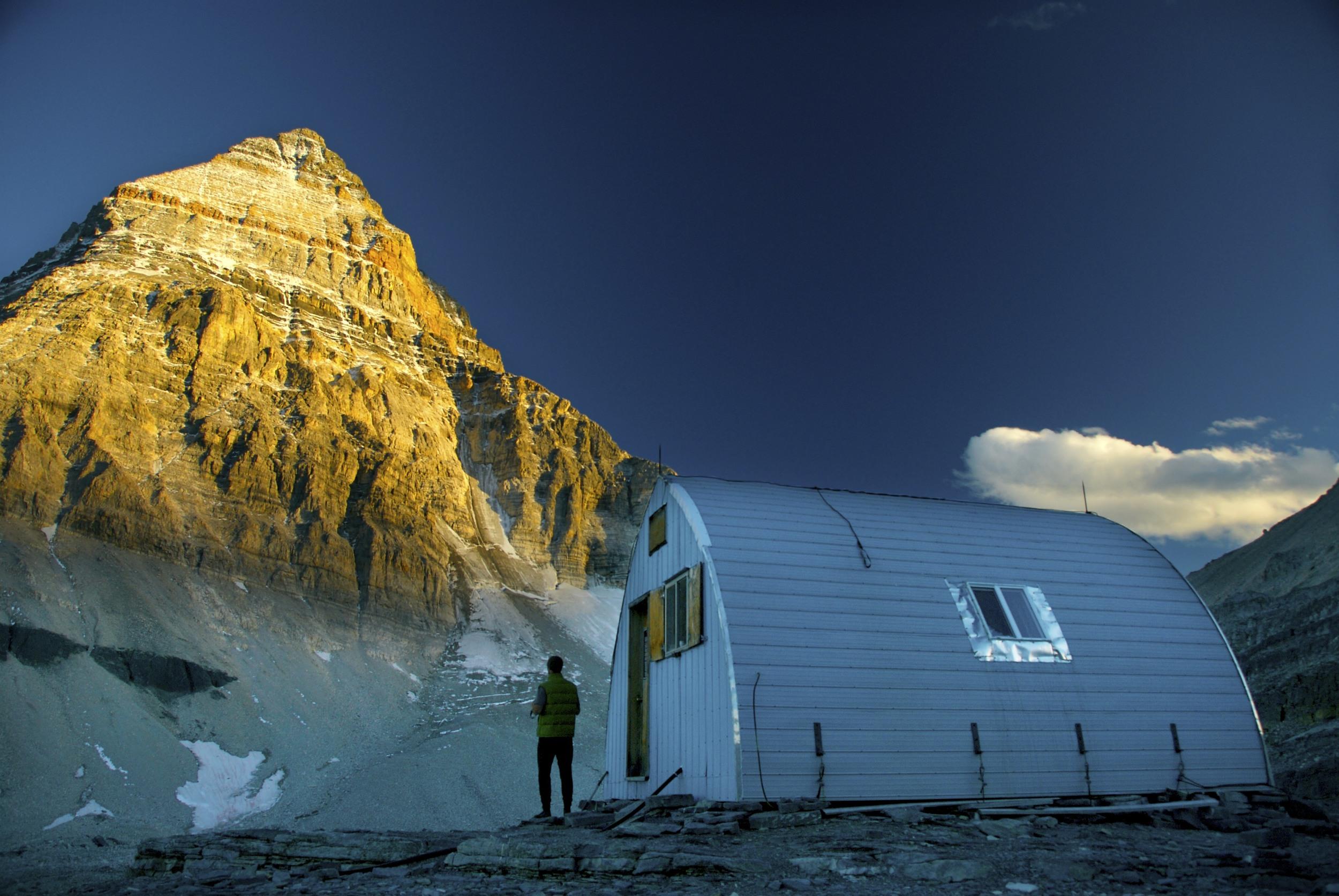 Mt Assiniboine, British Columbia