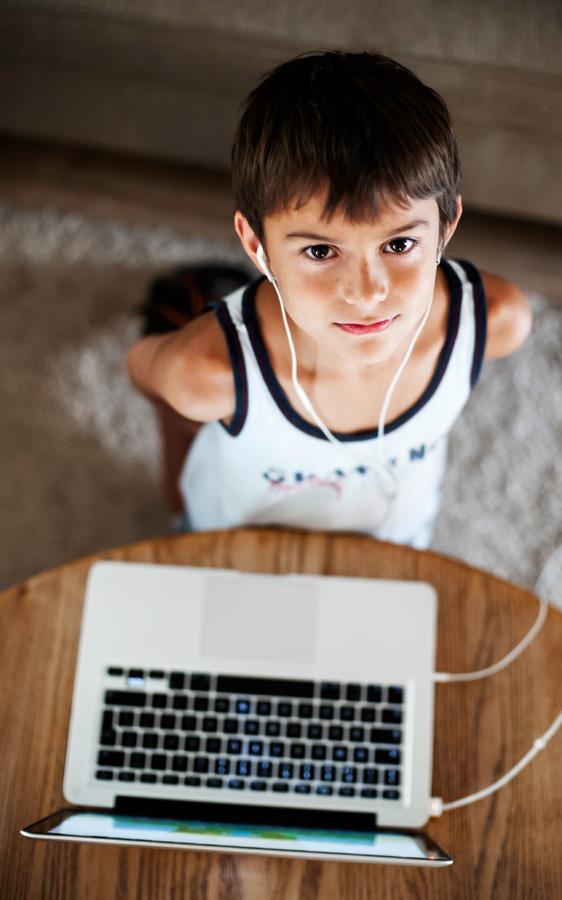 Julian and Computer