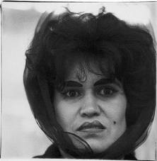 Diane Arbus (1965).  Puerto Rican Woman with a beauty mark  [online image] Taken from: http://www.americansuburbx.com/2012/07/diane-arbus-notes-from-margin-of.html (Accessed 26 February 2014)