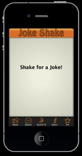 Shake for a Joke