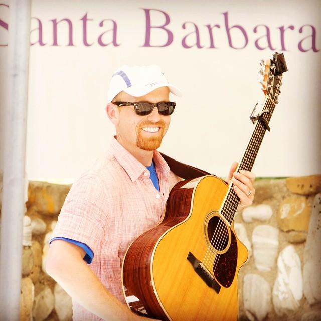 GuitarWitt at the Santa Barbara Jewish Festival - Images Courtesy Kelsey Crews Photo