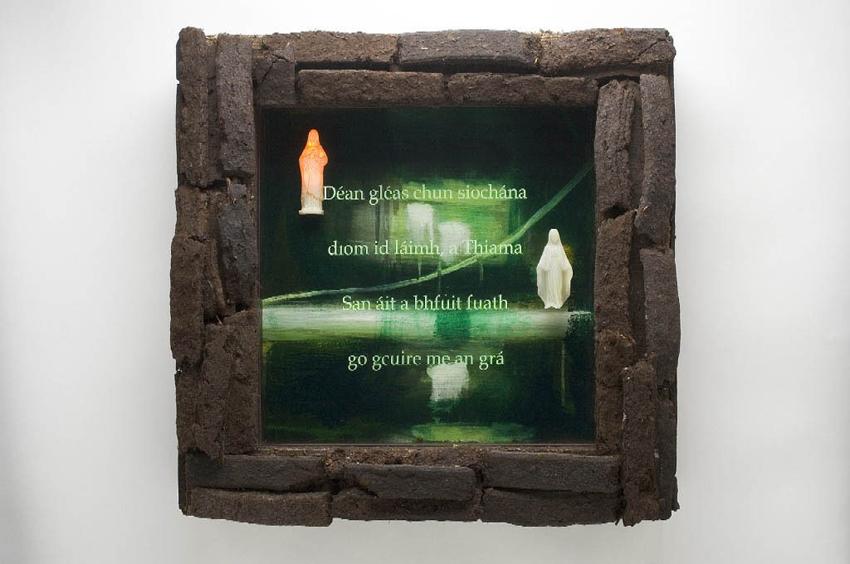 Irish Prayer Box