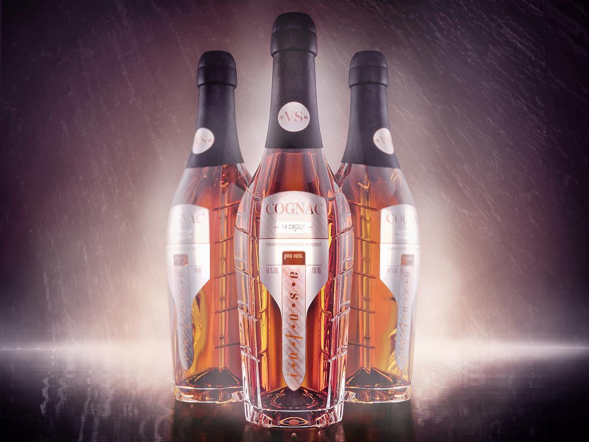 Cognac Infusion beverage concept 1