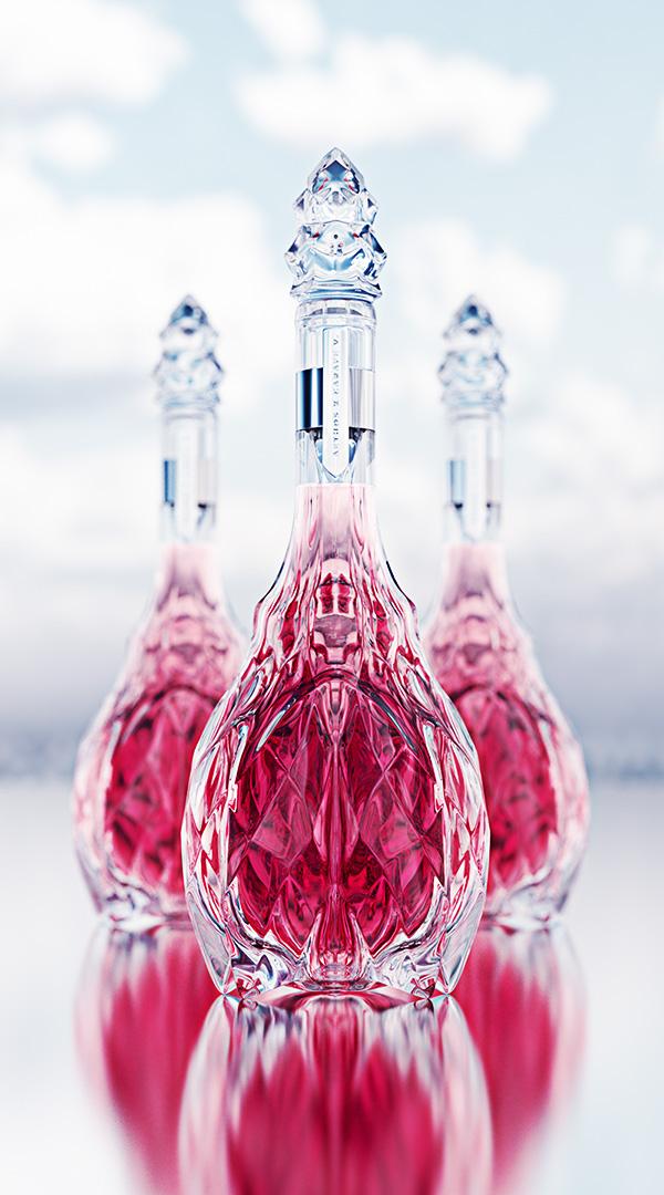 luxury crystal wine decanter 8