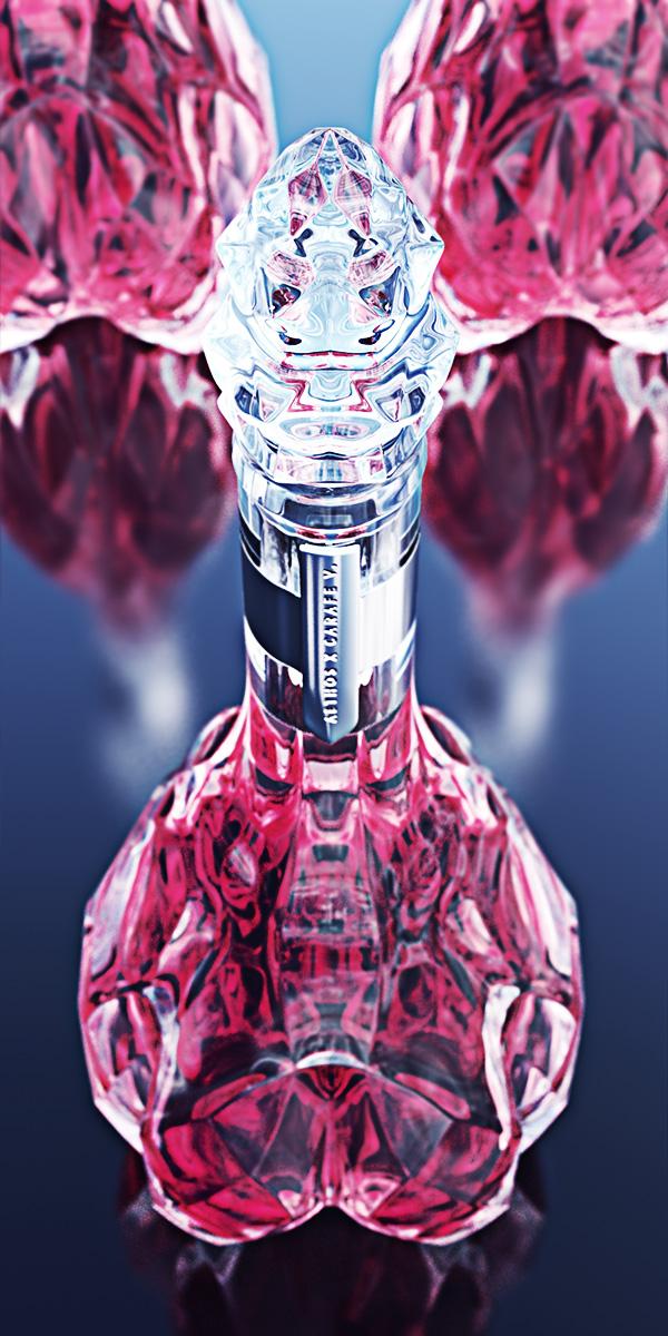 luxury crystal wine decanter 7