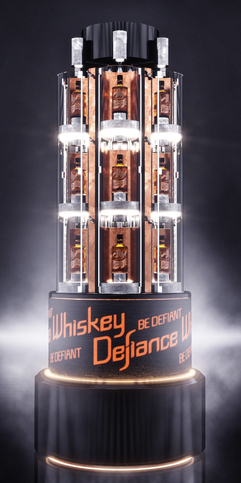 Retail, POS, Whiskey Defiance 4