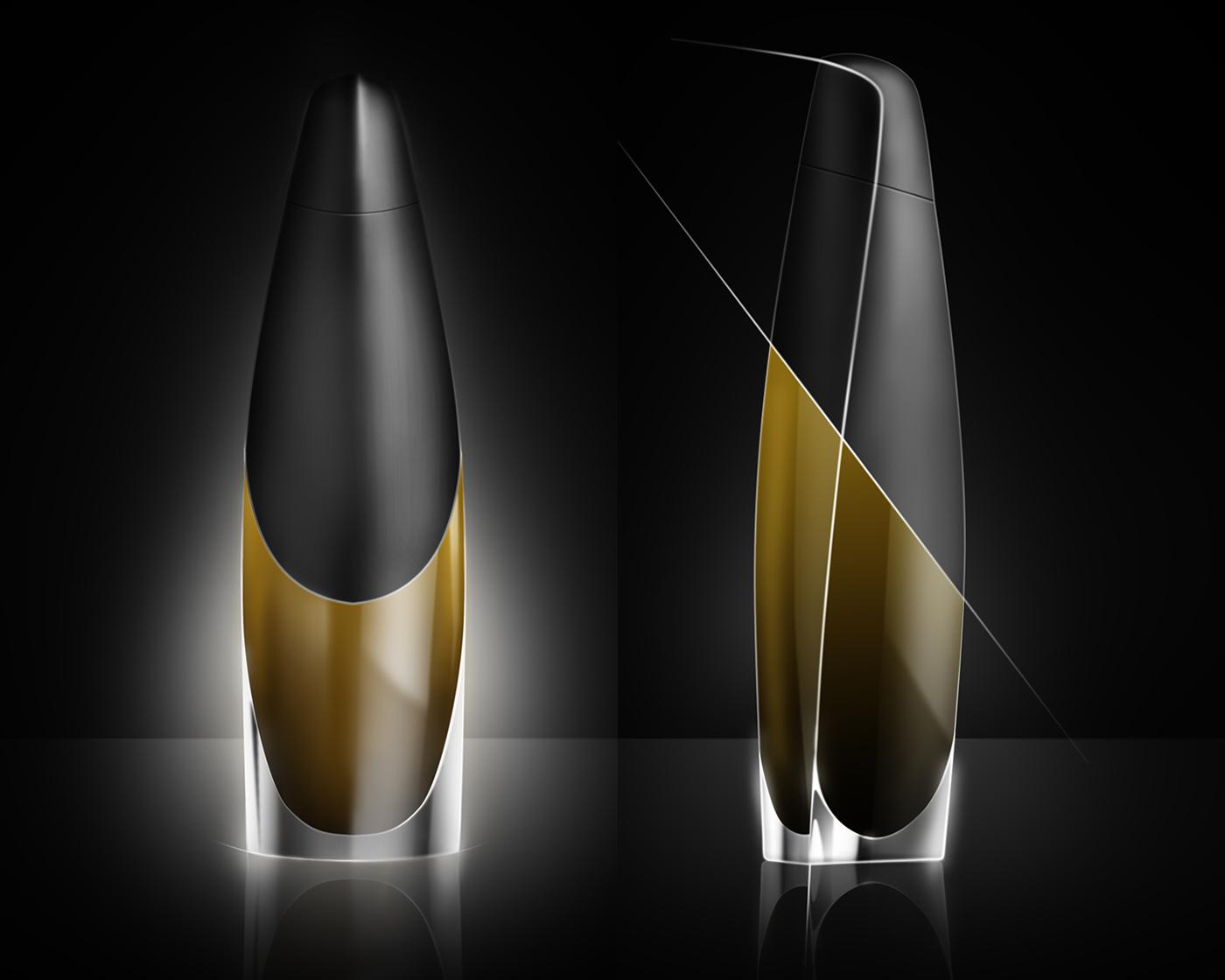 Myst, ultra premium olive oil, design sketch