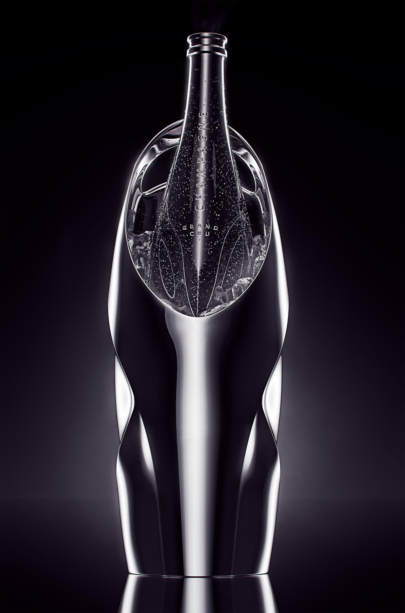 luxury champagne bucket 03