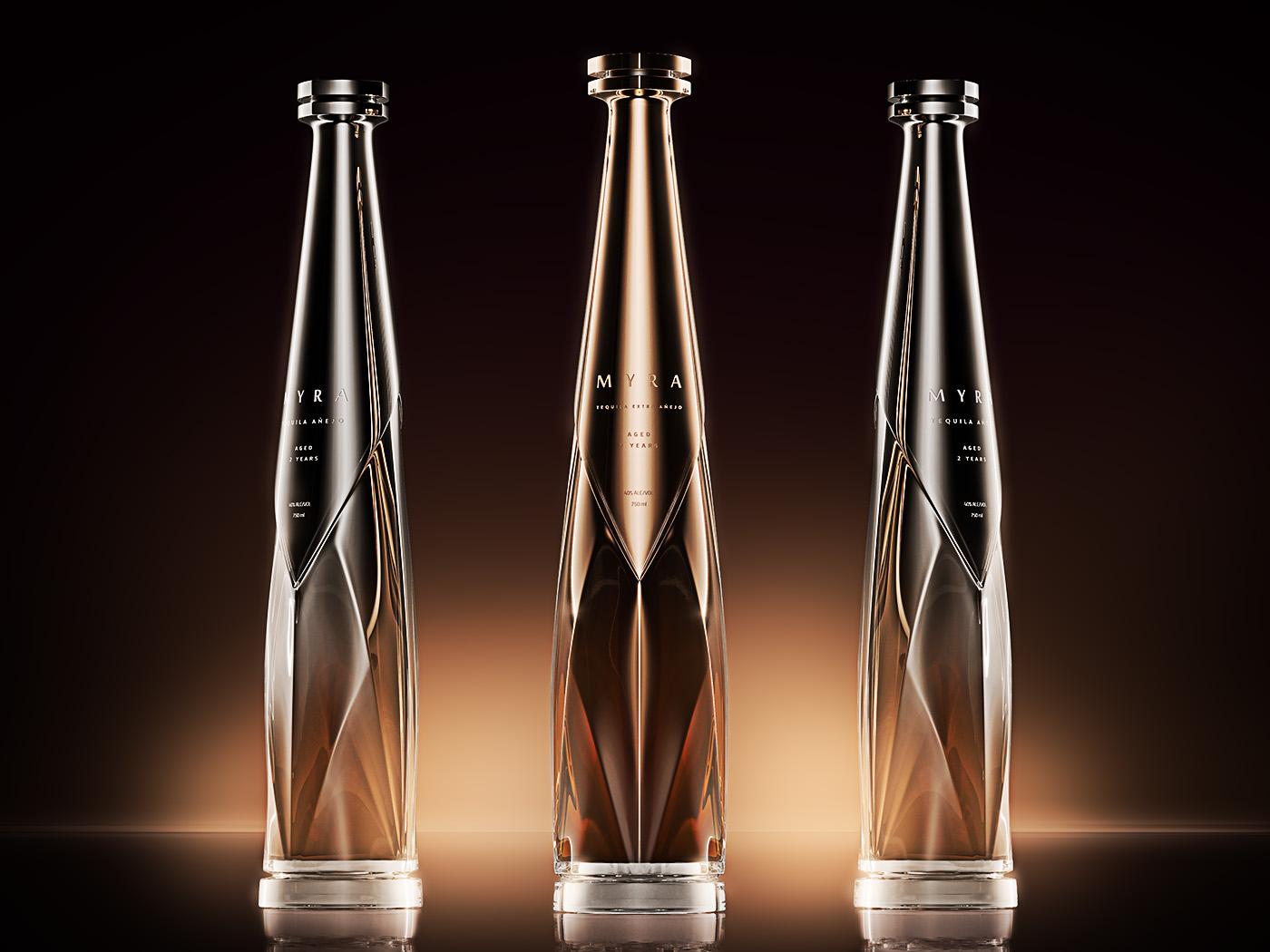 Luxury Tequila bottle Myra 1.jpg