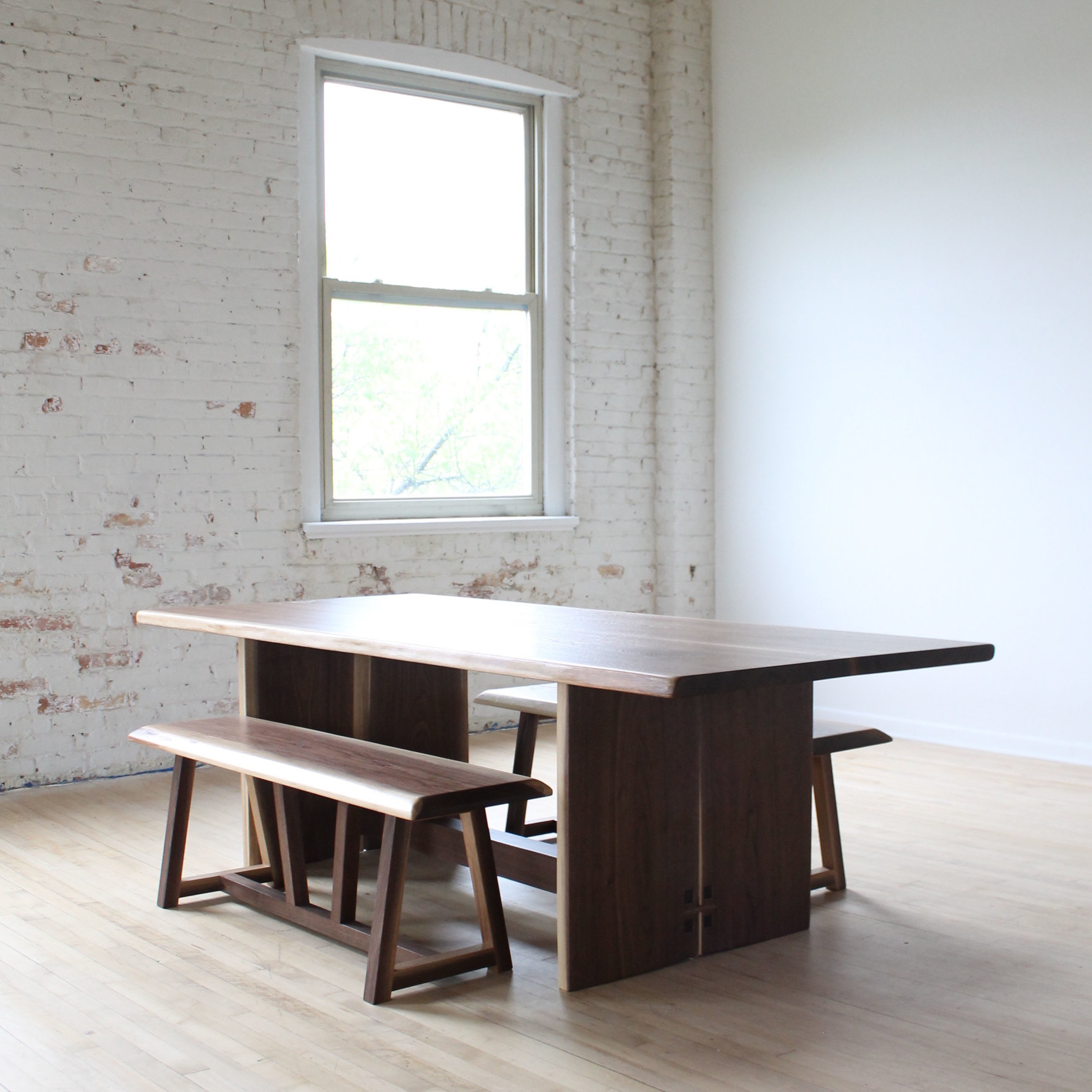 walnut table and bench.jpg