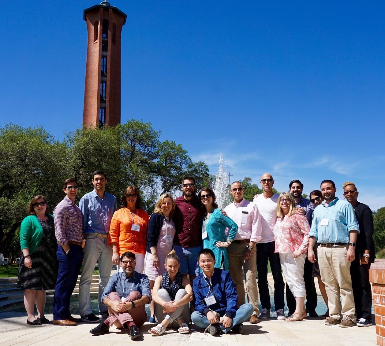 Trintiy University, San Antonio, Texas