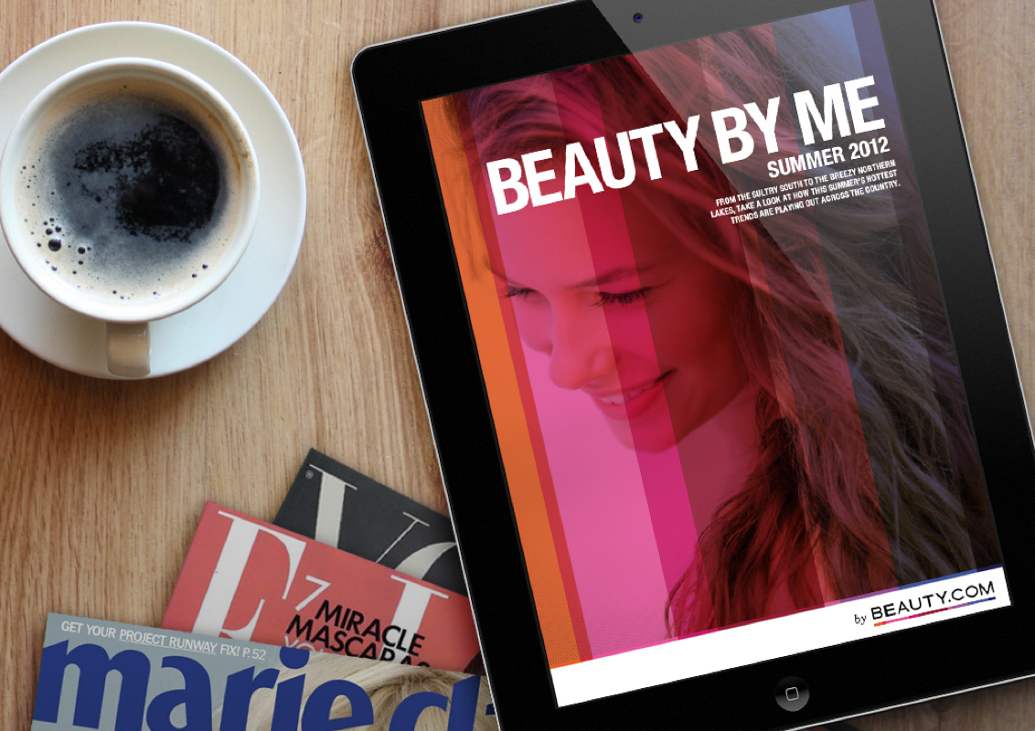 Beauty.com iPad app - Coming soon!