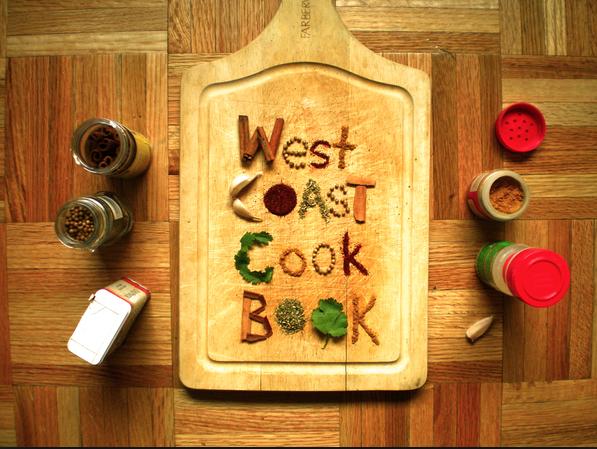 West Coast Cookbook by   Lauren Hom  .